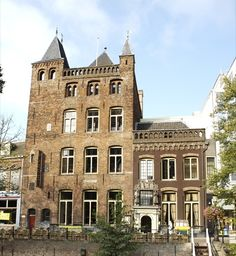 Restaurant Oudaen, Utrecht | Lovely place for a cafe au lait on sunday morning right in the centre of Utrecht.
