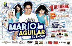 Llega a Aguascalientes el comediante Mario Aguilar, la sensación en YouTube!!