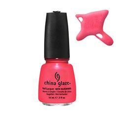 China Glaze Flirty Tankini | Nails | BeautyBay.com