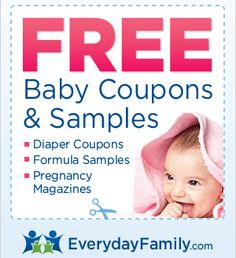 Free Baby Samples from EverydayFamily
