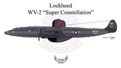 Arthur Eggers - Lockheed WV-2 Super Constellation