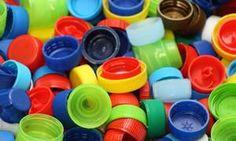 Type 5 Plastic Bottle Caps Put to Good Use