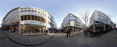 Wilhelmsstrasse Kassel | Panoramafotografie Architektur