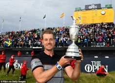 The Open: Henrik Stenson cards brilliant 63 to beat Phil Mickelson and win at Royal Troon Phil Mickelson, Girls Golf, Golf Outfit, Beats, Improve Yourself, Joy, Golf Clothing, Top Gear, Sports News