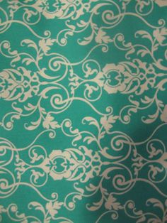 Breastfeeding nursing cover hooter hide GREEN cream SCROLLS or choose fabric. $14.99, via Etsy.