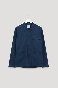 Utility Overshirt – Form&Thread