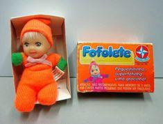 A Fofolete, que vinha em uma caixinha minúscula. | 30 bonecas que você tinha esquecido que fizeram parte da sua infância