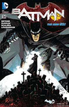 Batman v2 034 (2014)…………………………… | View Comic