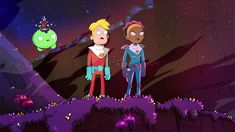 [Review] 'Final Space' http://www.rotoscopers.com/2018/03/19/review-final-space/