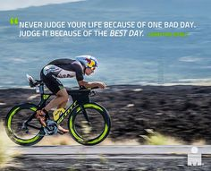 Sebastian Kienle rides his way to the 2014 Ironman World Championship, Kona, Hawai'i. Ironman Triathlon Motivation, Triathlon Training Program, Cycling Motivation, Training Motivation, Motivation Quotes, Fitness Motivation, Bike Quotes, Cycling Quotes, Steve Prefontaine