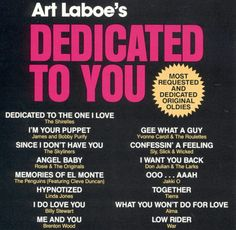 Art Laboe Oldies - I remember just trying to get a radio signal to listen to this show on Sunday nights. Z Music, I Love Music, Music Lyrics, The Shirelles, School Videos, Sing To Me, No One Loves Me, Oldies But Goodies, Get To Know Me