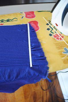 Boy, Oh, Boy, Oh Boy!: Crafterhours Skirt Week: Accordion Pleat Skirt tutorial