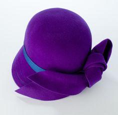 Cloche Hat €140 - Wendy Louise Designs