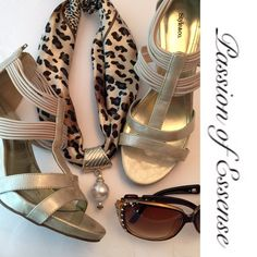 """🔵SALE🔵H P 🎉Beige open toe high heel sandal. 🔵Sale 🔵 Beige open toe high heel sandal with a 4"""" heel, elastic band across the top and they zip in the back, these shoes are in good condition I hardly wore them need to sell. No trade please. ❌Accessories not included in the price❌  🔵 Bundle 2 or more to Get an Extra 30% OFF TODAY ONLY Style & Co Shoes"""