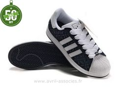 Boutique Hommes Adidas Superstar SéRie 35e Anniversaire 33 SuèDe (Adidas Superstar 2 Blanche)
