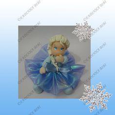 Elsa Frozen Biscuit
