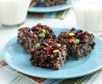 Cookies & Cream Cereal Bar Treats