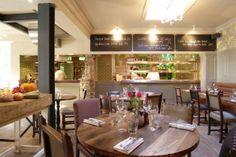 Bumpkin, the best sustainable restaurant in London.