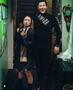 Girl Scout and Otho Beetlejuice Cast, Beetlejuice Costume, Geek Wedding, Wedding Humor, Science For Kids, Science Nature, Theatre Geek, Theater, Movies