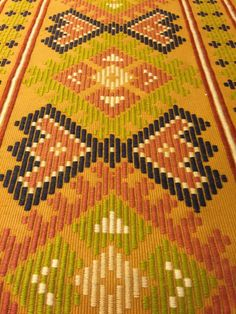 Swedish Art Weaves at the ASI | Scandinavian Weavers Study Group
