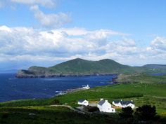 Valentia Island, south of Cahirciveen, County Kerry