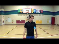 Fire and Ice Tag Game With Throwing and Catching - YouTube