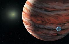 Of the hundreds of exoplanets discovered by scientists, we list of some of the most interesting