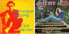 Dominique Cozette :: chansons :: C'est re-moi. 2008 / Cosette. 1967 :: j'ai toujours écrit des textes, composé des chansons, j'ai enregistré un 45 tours en 1967...  http://wp.me/p3gfaV-bTSmt