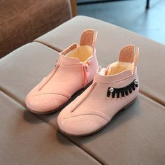 Children Shoes Girls Boots 2017 Fashion Eyelash Winter Warm Plush Princess Snow Boots Kids Boots Soft Sole Toddler Baby Shoes. Yesterday's price: US $15.37 (12.75 EUR). Today's price: US $10.14 (8.38 EUR). Discount: 34%.