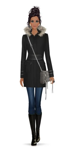 Look Styled For Covet Fashion: Event Cruise Alaska