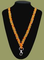 African Crafts, Beaded Lanyards, Beaded Necklace, Flag, How To Make, Pattern, Jewelry, Beaded Collar, Jewlery