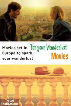 A list of incredible movies set in Europe to spark your wanderlust. Through movies set in different countries, we can all travel without visas, tickets and travel passes from the comfort of our homes. #TravelMovies #MoviesSetInEurope #EuropeMovies #EuropeTravel #Movies #TravelCinema #Wanderlust Travel Movies, Different Countries, Wanderlust Travel, Europe, The Incredibles, Wanderlust