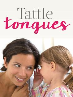 Tattle Tongues - Grown Ups Magazine - Is reporting rule breakers a good idea, or a sign of a bigger problem?