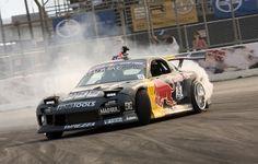Mad Mike's Mad RX7 drift car Every #Saturday it's #DriftSaturday at #Rvinyl.com