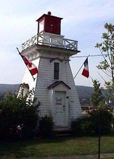 Annapolis Lighthouse, Nova Scotia