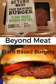 Cookwith5Kids | Beyond Meat Burger makes it easy to go meatless | https://cookwith5kids.com