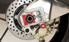 Chain adjusters Tuono V4