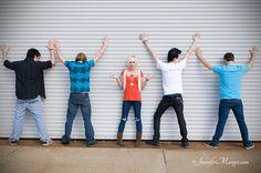Music band photoshoot by JenniferManges.com