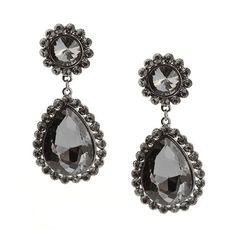 Sam Moon | Dangle Earrings in Granite $9.99