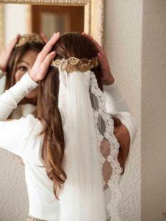 EL VELO DE NOVIA | elblogdetopestilistas | wedding veil