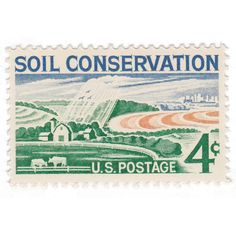 Qty of 10  Unused 1959 Vintage Postage Stamp by vintagepostageshop, $3.50