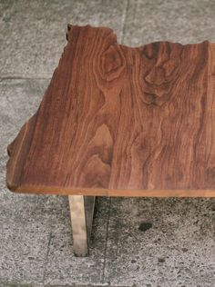 Reclaimed Wood Oregon Coffee Table