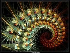fractal snapdragons | deviantART: More Like Industrial Overgrowth by *AureliusCat