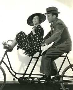 Gracie Allen George Burns Paramount Pictures 1936