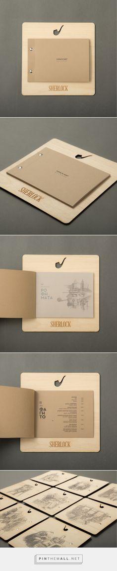 Art of the Menu: Sherlock Easy Bar - created via https://pinthemall.net