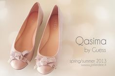 Review Qasima Guess - Ballerine Primavera/Estate 2013 spring/summer 2013 #style #Guess #shoes