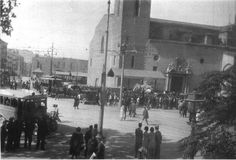 Plaza San Agustín, alrededor 1920