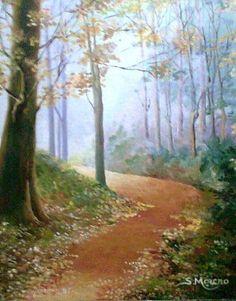 Galeria Universal - Niebla en el bosque