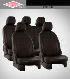 Черные чехлы Автопилот на сиденья от интернет магазина Autopilot style. http://autopilot-style.ru/ для Хонда, Хундай