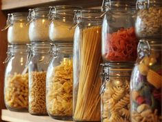 Pantry Essentials Checklist  from  Food Network